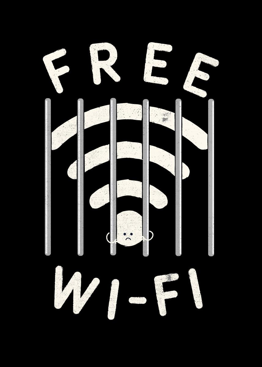 Help free wifi: )