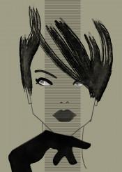 fashionart fashionillustration fashionportrait minimal style beauty chic fashion