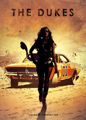 Car Legends by Eden Design | metal posters - Displate