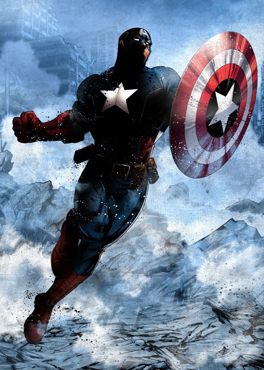 Captain America 268017