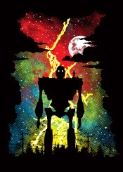 anime iron giant