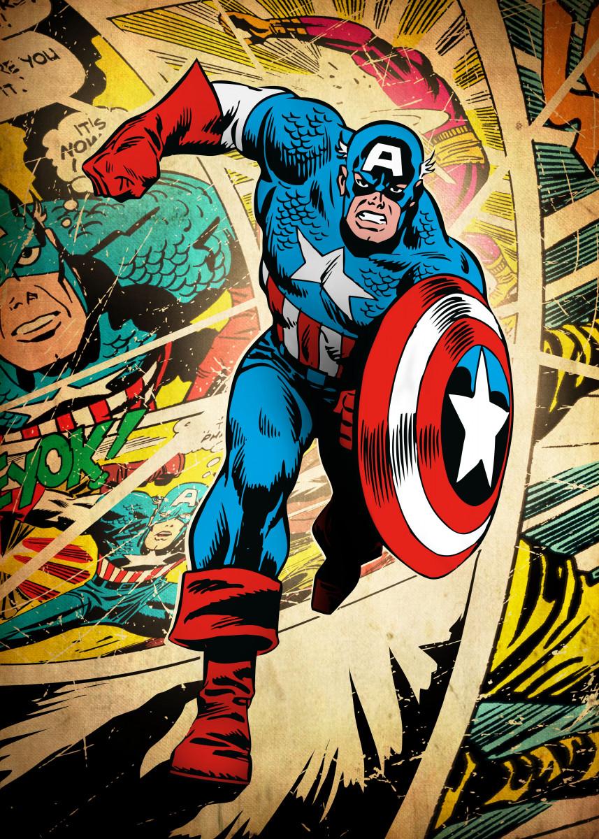 Captain America 268413