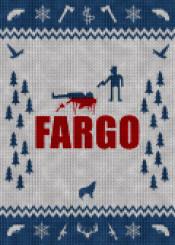 fargo kult movie tv minimal knitted blood gun tarantino optics