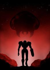 metroid samus alien