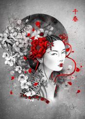 chiharu sakura spring