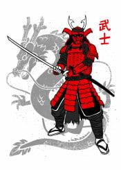 samurai ninja japan chinese japanese sword katana dragon anime manga