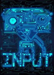 input shortcircuit jhonny5 jhonnyfive robot android movies retro eighties geek nerd pop hero