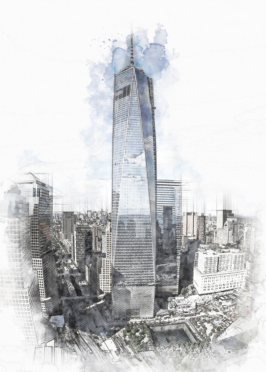 One World Trade Center 276431