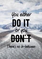 motivation motivational inspiration inspirational hustle landscape snow mountain succes quotes