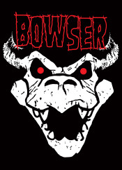 bowser danzig parody mashup funny super mario brothers gaming video games popular culture