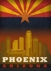 phoenix arizona city skyline