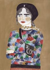 fashion girl chanel