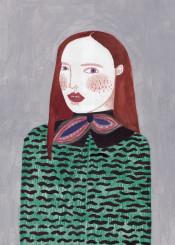 fashion illustration beauty kenzo