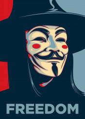 freedom v vendetta vforvendetta anarchy anonymous guy fawkes guyfawkes warriors people