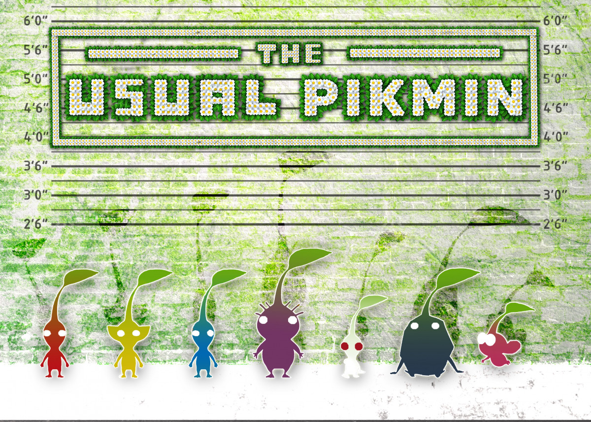 The Usual Suspects // Pikmin 288631