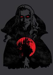 castlevania video games popular culture moon dracula vampire gabriel rain dark horror gothic
