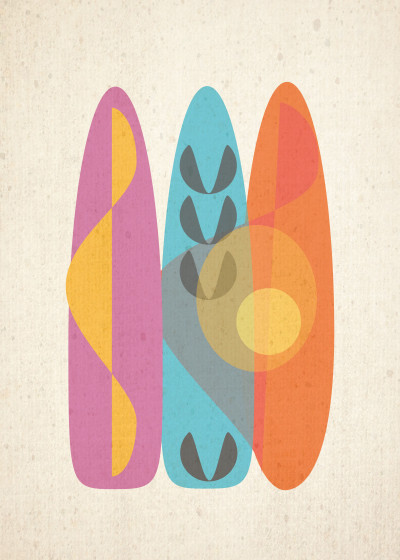 Miri Mo MODERNALIA   Displate Prints on Steel
