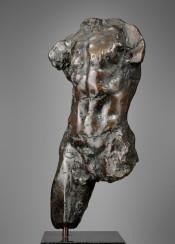 classic torso sculpture