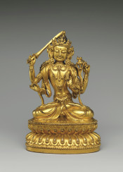 hindi india sculpture gold