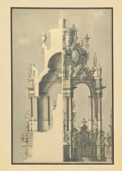 vintage ornaments architecture