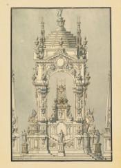 vintage architecture ornaments