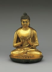 vintage budda sculpture india hindi