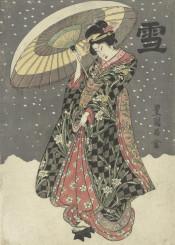 japan woman kimono asia lifestyle classic
