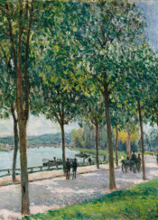 classic alfredsisley sisley painting inpresionism