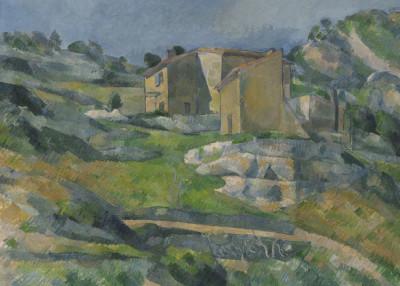 Fine Art   Paul Cezanne   Displate Prints on Steel