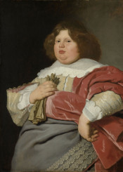 classical painting boy