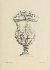 vintage vase ornament classical