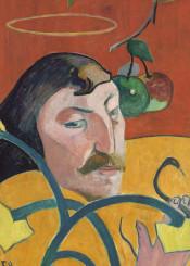 portrait abstraction gauguin