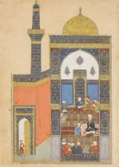 arabian classical print oriental
