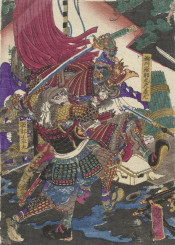 classic samurai warrior asia japan