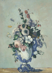 cezanne paintings flowers
