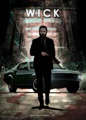 car legends john wick mustang mach movie eddie movies films guns