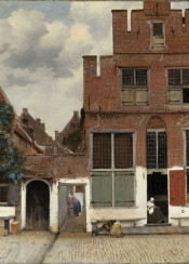 johaneesvermeer vermeer street view urban classic classical rijksmuseum