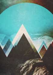 abstract landscape digital design graphicdesign illustration