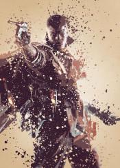 battlefield soldier ww1 battle fight gun first person shooter gaming game splatter