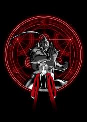fullmetal alchemist alphonse edward elric anime manga