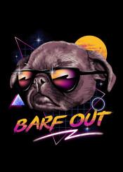animal animals dog dogs pet pets neon noir barf cool