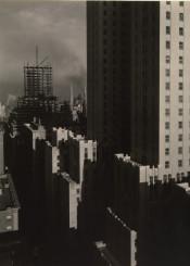 photography, newyork, landscape, city, b&w