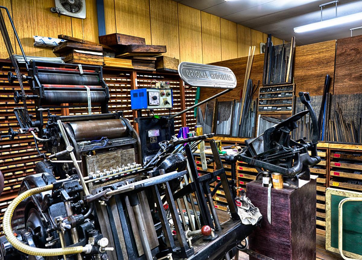 The Printing Press II