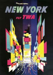 vintage,vintageposter,poster,newyork,travel