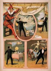 vintage,poster,vintageposter,circus,magic