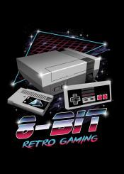 8bit gaming consoles