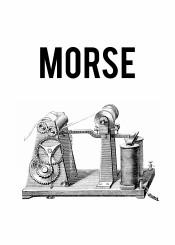 morse science electricity communication