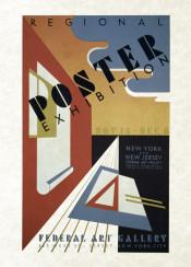 vintage, poster, vintageposter, exhibition