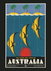 vintage,vintageposter,poster,travel,australia
