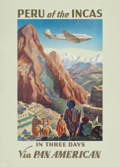 vintage,vintageposter,poster,travel,peru